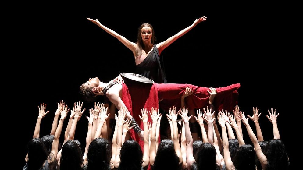 internacional bailarines de ballet  Nueva temporada 2019/20 en el Ballet Estatal de Baviera