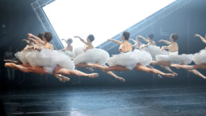 clasica  Swan Lake costumes by The Australian Ballet