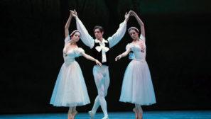 argumentos de ballet  Ballet Chopiniana (1909)