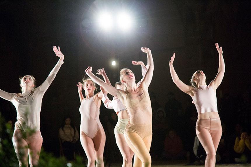 archivo de noticias de danza ballet  El Festival de Danza Circuito Bucles celebra una nueva edición