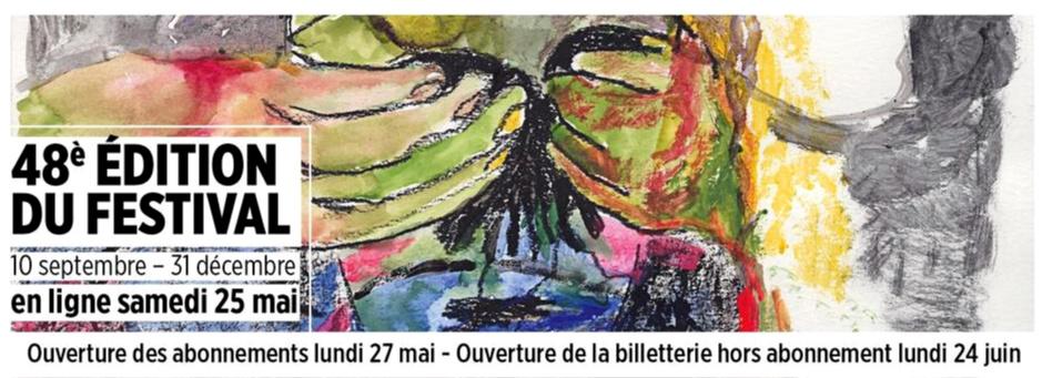 festivales contemporanea  Festival de Otoño en París 2019 Un portrait Merce Cunningham