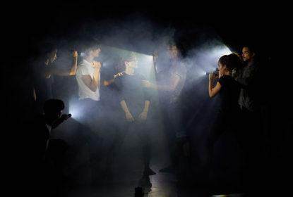 bailarines de ballet  Acosta Danza ha vuelto al escenario de Peralada con su espectáculo Evolution y todas las entradas vendidas