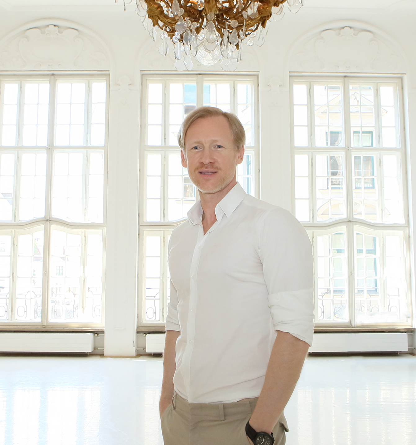 bailarines de ballet  Igor Zelenskys new director of The Bayerisches Staatsballett