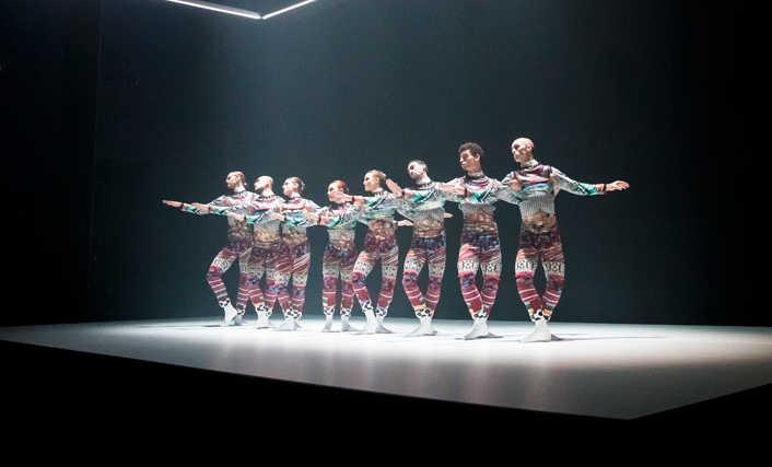 contemporanea  Trisha Brown Dance Company   IN PLAIN SITE