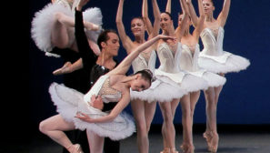 videos bailarines de ballet  Ballet Now, Tiler Peck y New York City Ballet (2018)