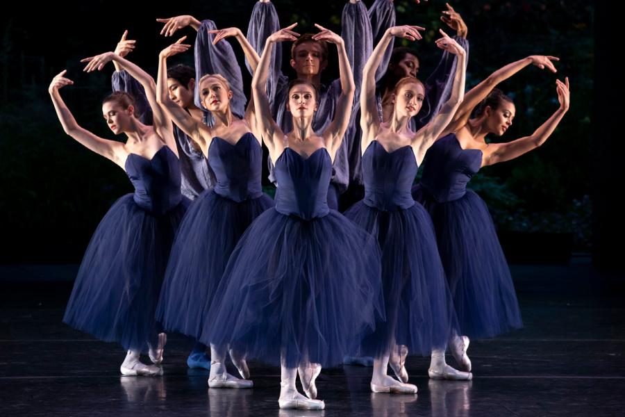 bailarines de ballet  El American Ballet Theatre (ABT) lanza Women's Movement destinado a coreógrafas y bailarinas