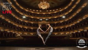 internacional bailarines de ballet  World Ballet Day 2020 #WorldBalletDay, 29 de Octubre de 2020