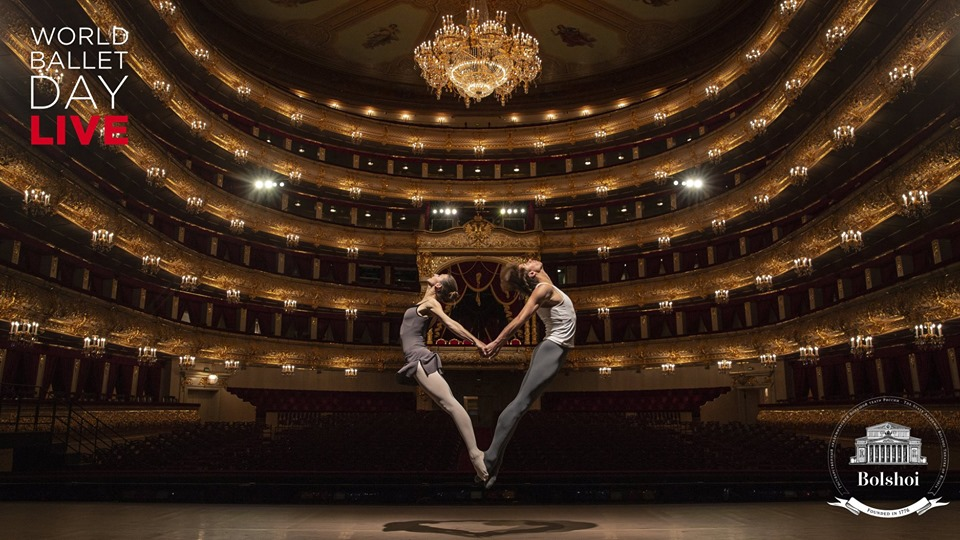 clasica  El 23 de octubre celebra el World Ballet Day 2019 #WorldBalletDay
