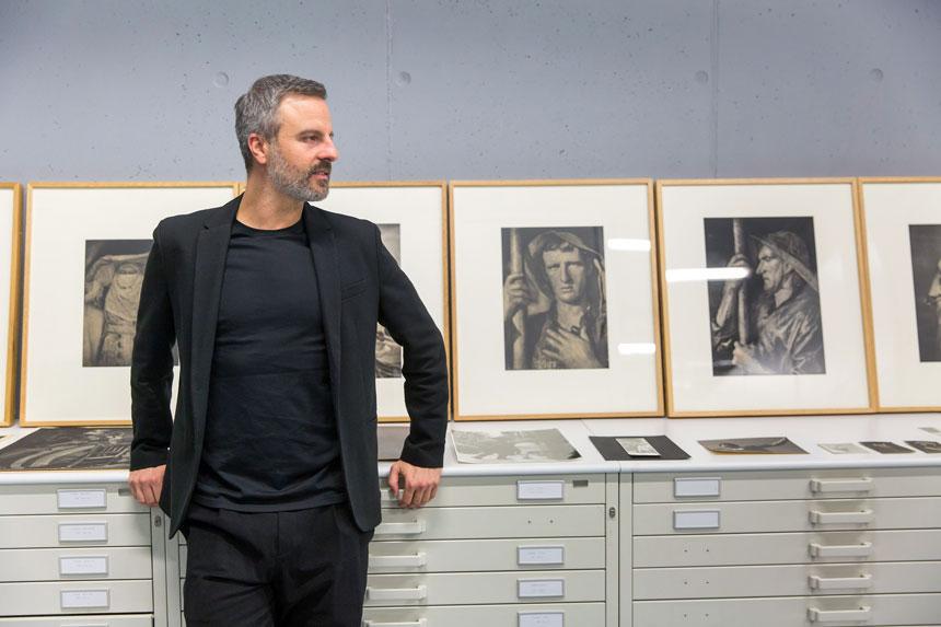 contemporanea  Antonio Ruz, protagonista de la apertura de la nueva edición de Museo en Danza