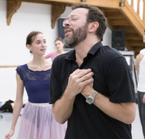 internacional  Paris Opéra Ballet's premiere appearance in Chicago