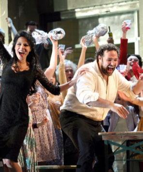 Doble programa de 'Cavalleria rusticana & Pagliacci' en el Teatre Liceu Barcelona
