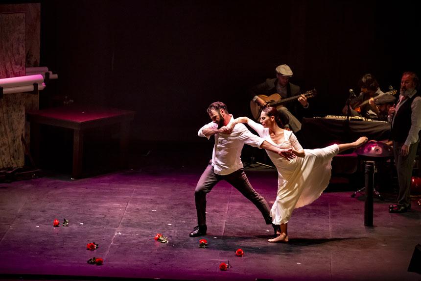 festivales  Figuras mundiales como Jacopo Godani, Wayne McGregor y Gustavo Ramírez Sansano en Madrid en Danza