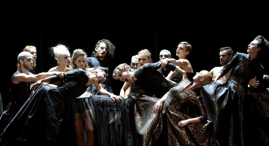 festivales  Scapino Ballet Rotterdam, Batsheva   The Young Ensemble y Patricia Guerrero protagonizan Madrid en Danza esta semana