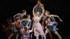 archivo de noticias de danza ballet  Paul Taylor Dance Company 2013 New York Season