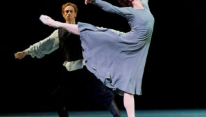 bailarines de ballet  Prima bailarina Natalia Osipova en Londres