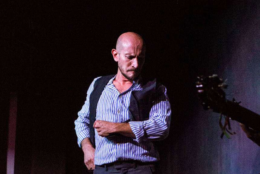 festivales  El baile flamenco de Manuel Reyes y el estreno en España de Ghost y Still Life del Ballet Preljocaj