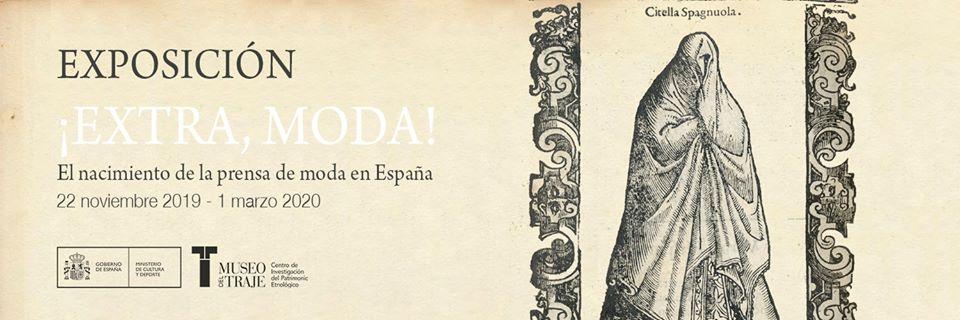 exposiciones  Exposición El nacimiento de la prensa de moda en España en el Museo del Traje de Madrid
