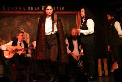 cartelera  Corral de la Morería de Madrid, presenta el estreno mundial de Zincali
