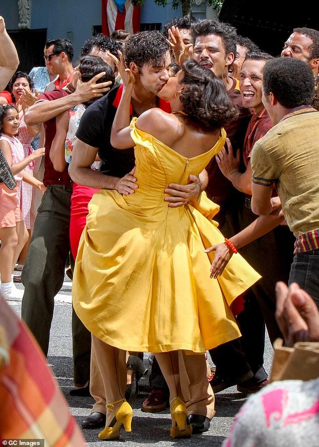 bailarines de ballet  West Side Story de Steven Spielberg, una de las grandes películas previstas para 2020
