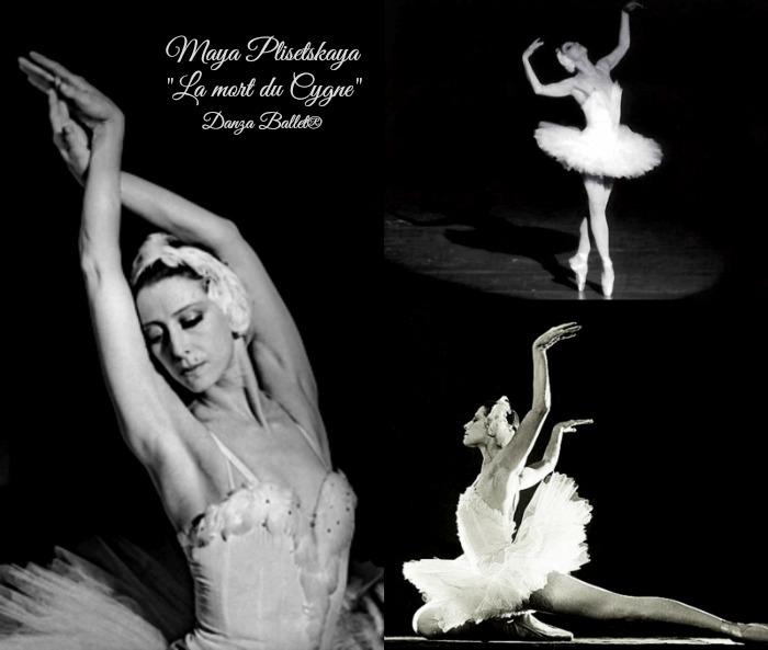 Fue una tarde en Oviedo que vi bailar a Maya Plisetskaya la Muerte del Cisne ...