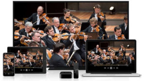 musica  Live on the Internet   Digital Concert Hall of the Berliner Philharmoniker