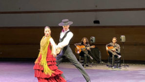 bailarines de ballet  El Ballet Nacional de España celebra hoy el Día de la Danza