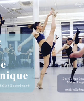 Russian Ballet & Body Ballet® / Modern Jazz Dance
