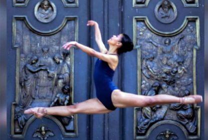 internacional bailarines de ballet  La bailarina boliviana Mitzy Dayanara Lopez Barraza, ganadora de la Beca Online On Pointe del Studio Ballet Barcelona®
