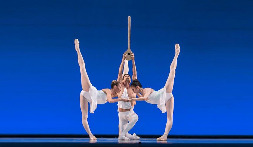 La Compañía Nacional de Danza regresa al Teatro Real por primera vez bajo la dirección de Joaquín de Luz