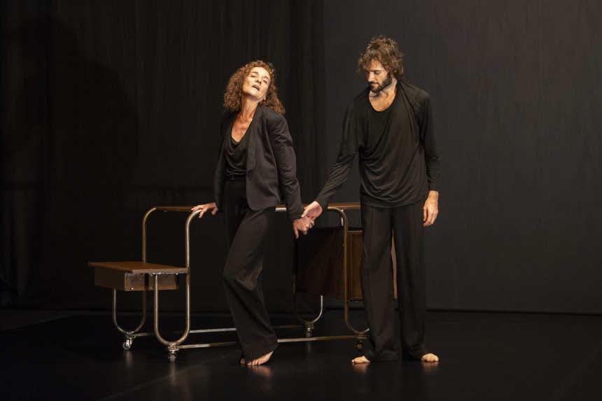 Entrevista con el coreógrafo y bailarín Pau Aran Gimenno, que represena Lettre dAmour en el MUN