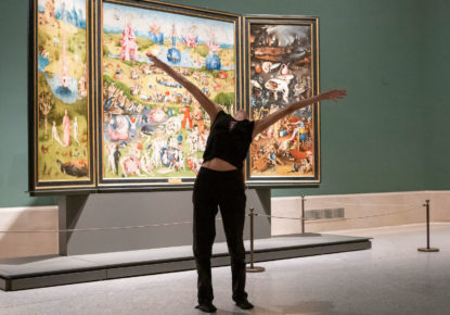 La Comunidad de Madrid programa espectáculos de danza contemporánea por el 201º aniversario del Museo del Prado