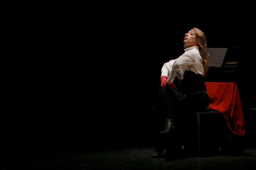 cartelera  Israel Galván y Manuel Liñán cierran el año en los Teatros del Canal