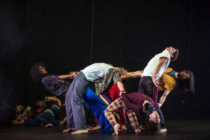 cartelera  Los jóvenes rebeldes de países en conflicto, protagonistas del nuevo espectáculo de la prestigiosa coreógrafa Mey Ling Bisogno