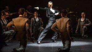 bailarines de ballet  El Ballet Nacional de España comienza las giras de 'Invocación' en el Teatro Circo de Albacete