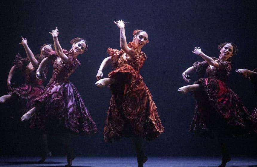 El Ballet Nacional de España invoca el duende de la danza española en el Centre Cultural Terrassa