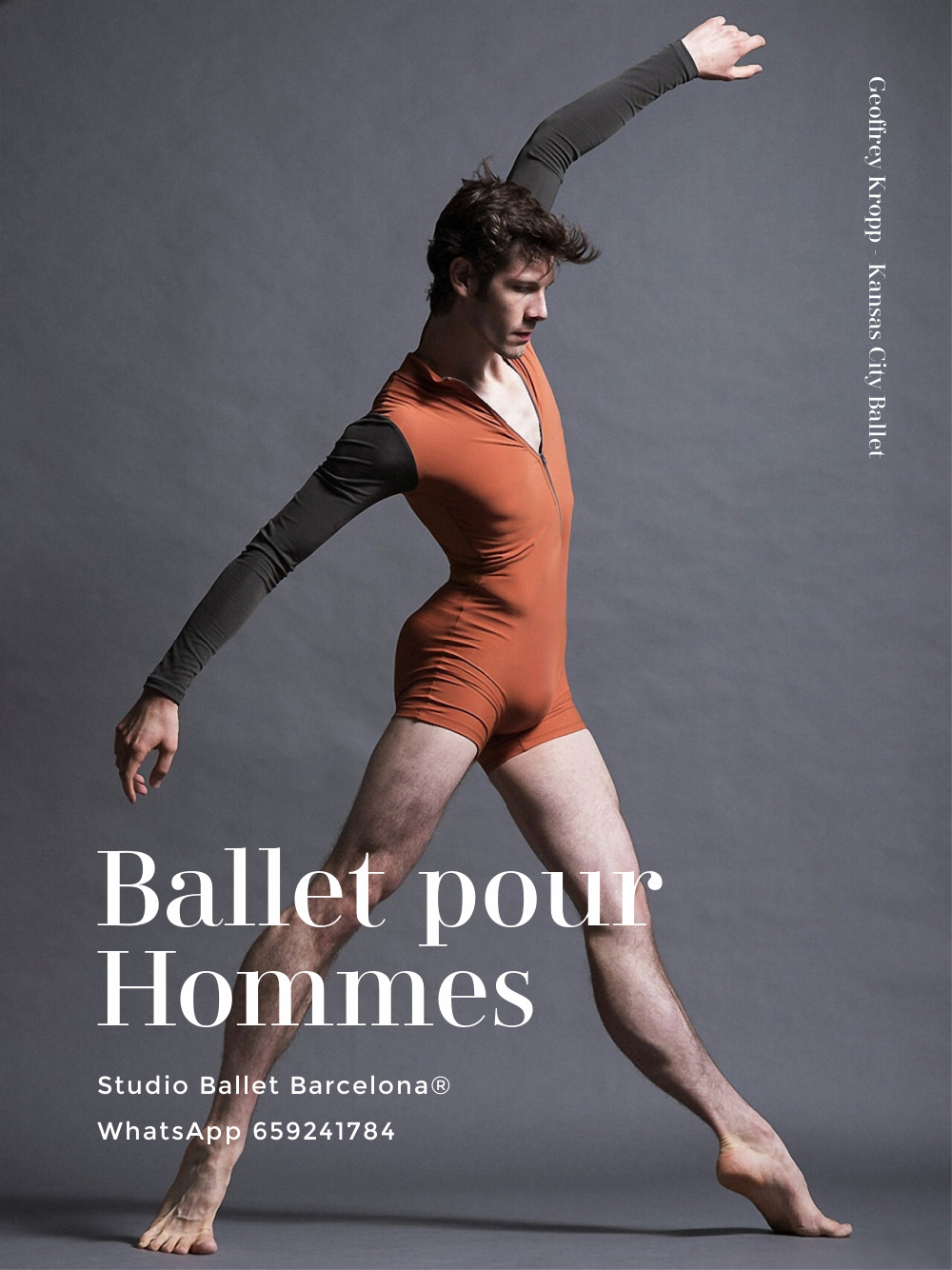 master class clasica  Clases de Body Ballet® online para hombres de todas las edades
