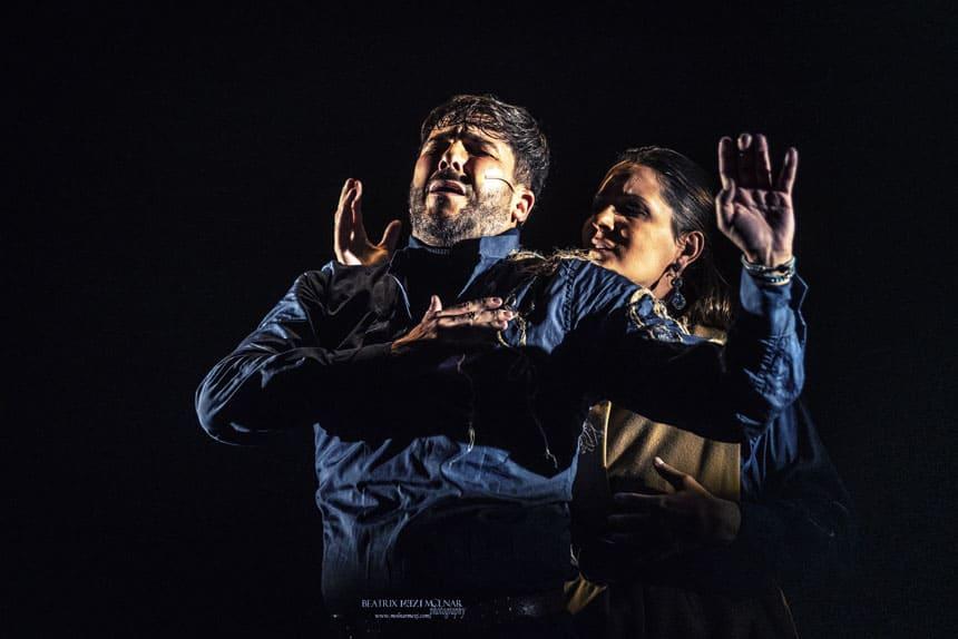El flamenco y la danza contemporánea están presentes la próxima semana con Ángel Rojas, Marcat Dance y Proyecto Larrua