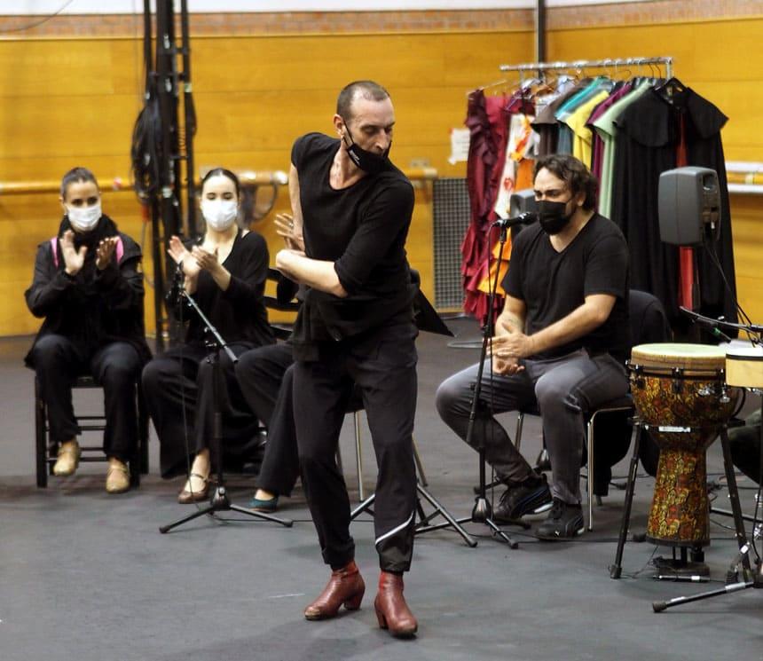 El Ballet Nacional de España estrena Centenario Antonio Ruiz Soler en el Teatro de la Maestranza